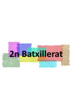 Pagaments 2n Batxillerat