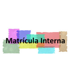 Matrícula interna